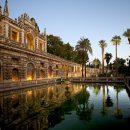 Alcázar-de-Sevilla-de-impresionante-belleza-Galería-del-Grutesco.