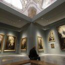 SEVILLA. 28.11.17. Recorrido por la exposición Murillo y los Capuchinos de Sevilla, muestra inaugural del Año Murillo. En el Museo de Bellas Artes. FOTO: JUAN FLORES. ARCHSEV.